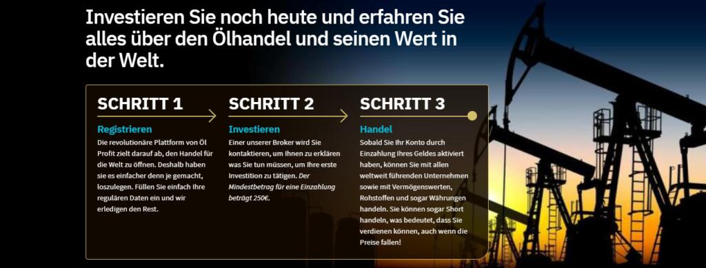 Oil Profit Erfahrungen- Germany
