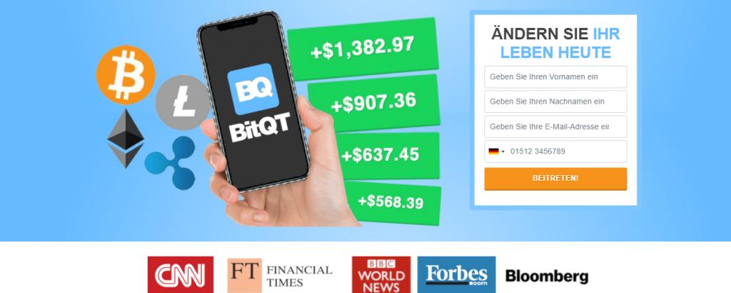 BitQT Erfahrungen Germany-Best Trading Flatform