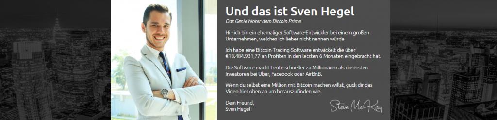Bitcoin Prime Erfahrungen Germany-steve mckay