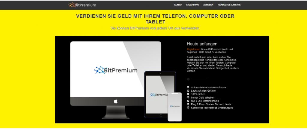BitPremium Erfahrungen German