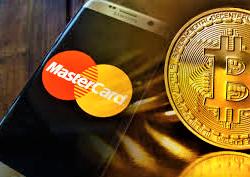 MasterCard Bitcoin image